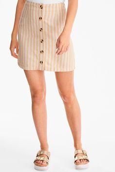 ff2a427b2 20 mejores imágenes de falda a rayas en 2019 | Ropa informal, Alta ...