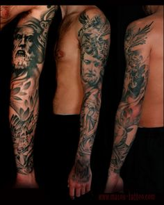 greek mythology tatt ideas