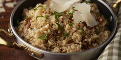 Hříbkové rizoto | Recepty | Flora