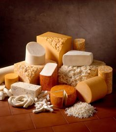 """""""How can you govern a country which has 246 varieties of cheese?""""  ― Charles de Gaulle"""