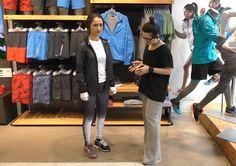 Outrunner 'da; sporcu kombin önerileri yaptık.  Sadece Outrunner'da satılan koşu ayakkabıları?  Spor markalarla kombin önerileri .Koşu ayakkabısı önerileri .https://www.youtube.com/watch?v=FDdwDwuTptk