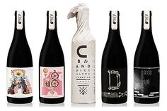 cool wine labels Archives » Lost At E Minor: For creative people