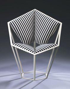 Crash Chair by Rosie Li Studio