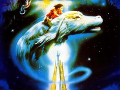 Find the best Neverending Story Wallpaper on GetWallpapers. We have background pictures for you! Neverending Story Movie, Dystopian Films, Best Background Images, More Wallpaper, Great Movies, Awesome Movies, Dragon Art, Fantasy, Painting