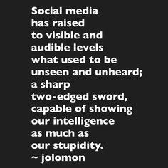 Reflection, Social Media, Social Networks, Social Media Tips