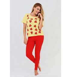 Pijama #pajama #watermelon #sleep #dreams #pjs