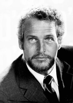 Ravageurs have beards. | Paul Newman