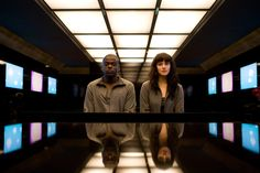 Season 3 of Charlie Brooker's Black Mirror, British television anthology series, will be broadcasted on Netflix later this month. Jessica Brown Findlay, Good Netflix Tv Shows, Best Tv Shows, Movies And Series, Tv Series, True Blood, Black Mirror Show, Charlie Brooker, Movies To Watch List