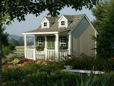 Natural Miniature Homes
