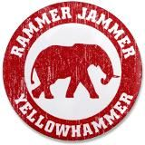 Rammer Jammer Yellow Hammer! (Alabama)