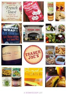 In honor of the new opening in Baton Rouge....  The Best (and Worst) of Trader Joe's...tons of lists of items!!!