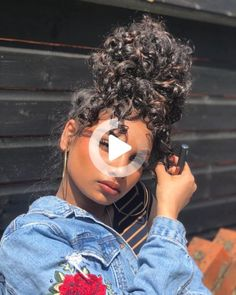 #hairgoals #hair #hairstyles #prettyhair #hothair #hairenvy #hairinspo #beauty #curlyhairstyles Kinky Hair, Pretty Hairstyles, Hair Inspo, Hair Goals, Curly Hair Styles, Black Women, Dreadlocks, Instagram, Hot