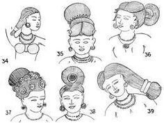 Peinados+medievales,+cómo+hacerlos+y+cómo+llevarlos