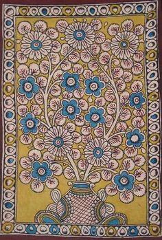 Madhubani Art, Madhubani Painting, Traditional Paintings, Traditional Art, Wood Painting Art, Painting Styles, Phad Painting, Kalamkari Designs, Contemporary Decorative Art