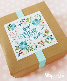 Free printable mother's day gift tags and gift ideas #mom #mothersday #giftideas