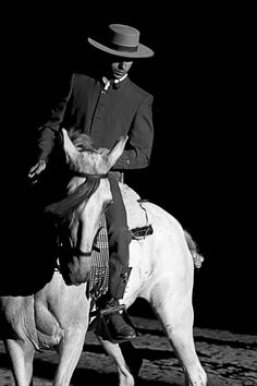 Andalusian Equestrian Art.