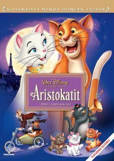 The Aristocats DVD Special Edition Walt Disney Animated Movies Classic Films New Walt Disney Pictures, Walt Disney Movies, Disney Pixar, Disney List, Aristocats Movie, Scatman Crothers, Studio Disney, Dvd Film, Gata Marie