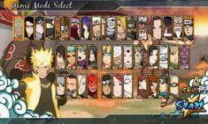 Naruto Senki Mod Apk (Mod by Muhammat Kafin) Free Android Games, Free Games, Android Apps, Naruto Mugen, Ultimate Naruto, Guerra Ninja, Saitama Sensei, Naruto Uzumaki Shippuden, Otaku Anime