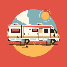DKNG |  Let's Cook - Breaking Bad #illustration