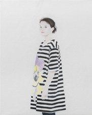 Alessandro Raho Jessica, 2012, Oil on canvas 53 x 43 cm 20 7/8 x 16 7/8 ins