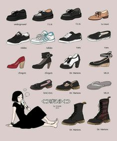 Drawing Shoe Reference underground T.K Adidas Vans Macana Le Must Dr.Martens Muji Drawing Shoe Reference underground T.K Adidas Vans Macana Le Must Dr. Fashion Design Drawings, Fashion Sketches, Art Sketches, Kleidung Design, Drawing Anime Clothes, Shoe Drawing, Drawing Drawing, Poses References, Art Reference Poses