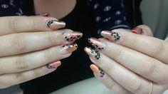 Multicoloured leopard ♡