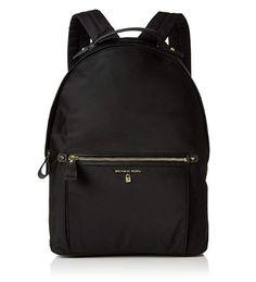 ade0864ed765 Michael Kors Women Nylon Kelsey Backpack Handbag
