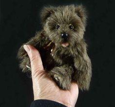 Custom Handmade Teddy Bears | original.jpg. Love the tongue!