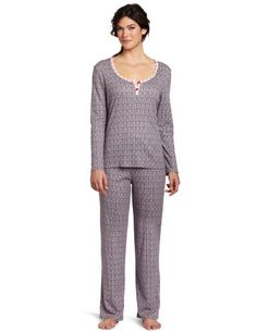 White Orchid Women s Aspen Lodge Pajama Set 331208902