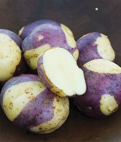 Masquerade Potato Seeds - Vegetable Seeds and Plants at Burpee.com