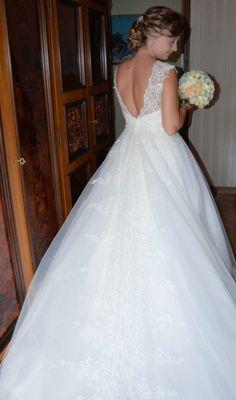 abito da sposa.    weddingdress