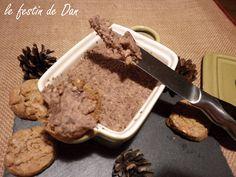 Le Festin de Dan: Rillettes Végétales Lentilles & Noix