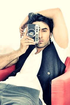Take a picture, it'll last longer. #Ranbir #Bollywood
