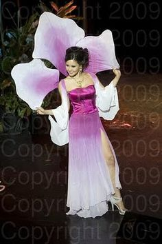 Singapore Miss Universe 2009 National Costume