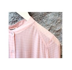 Refresh your Summer wardrobe with a light pink shirt