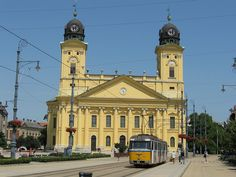 Debrecen church