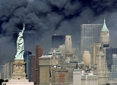 9/11 This is still not ok. Some -I- still live w the loss of those loved. Never forget.