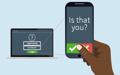 Learn more about the 2-factor authentication - the twofold protection of your privacy.
