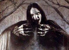 """EL VISITANTE MALIGNO (THE EVIL VISITOR): Cuento """"La Capa"""" de Robert Bloch. Robert Bloch, Werewolf, Darth Vader, Fictional Characters, Mantle, Poet, Castle, Shades, Vampires"""