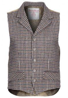 Harris Tweed Vest