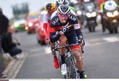 Tour de France 2014 - Stage 6: Arras - Reims 194km photos - Jérôme Pineau poses for the camera Photo credit © Tim de Waele/TDW Sport