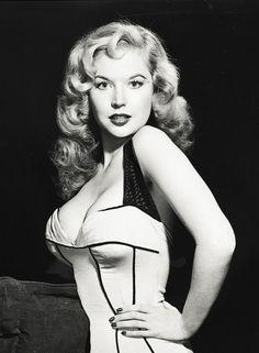 Betty Brosmer, C. 1950's