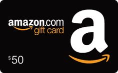 ANOTHER $50 Amazon gift card giveaway - http://www.pointswithacrew.com/another-50-amazon-gift-card-giveaway/