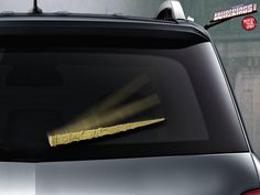 *NEW* Vine Wand WiperTag : Vine Wand WiperTag attach to rear wipers