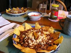 Thoughts from Frank and Fern: Frank's Enchiladas. Different - might be worth a try.