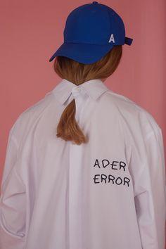 white shirt #pixiemarket #womenclothing #fashion @PIXIE MARKET ADER ERROR