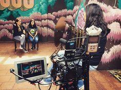 Un #backstage de hoy filmando con @paimagen para #mamacultiva  #andresharambour #anamorphic #magiclantern #mlv #raw #bts