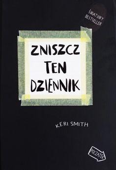 Polska wersja #WreckThisJournal już w księgarniach! :)  #Zniszcztendziennik #bestseller #KeriSmith