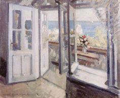 Balcony in the crimea  Artist: Konstantin Korovin