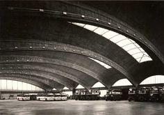 London Transport Museum, Stockwell Bus Garage